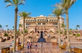 KHÁM PHÁ DUBAI – ABU DHAB