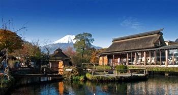 CHƯƠNG TRÌNH DU LỊCH NHẬT BẢN TOKYO - HAKONE - FUJI - YAMANASHI