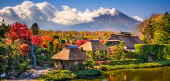 RỰC RỠ MÙA HÈ NHẬT BẢN 2018 OSAKA – NAGOYA – YAMANASHI – TOKYO