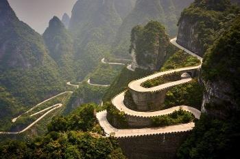 Du lịch Trung Quốc, THIÊN MÔN SƠN TRƯƠNG GIA GIỚI – VIÊN GIA GIỚI – PHƯỢNG HOÀNG CỔ TRẤN –  ĐỒNG NHÂN SONG THÀNH