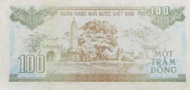 Tờ tiền 100 Đồng