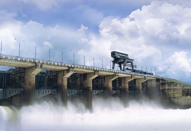 Nhà máy thủy điện Trị An trên tờ tiền 5000 đồng