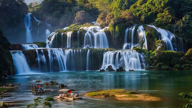 Thác Bản Giốc - Nhật ký du lịch Hà Giang Cao Bằng Cholontourist