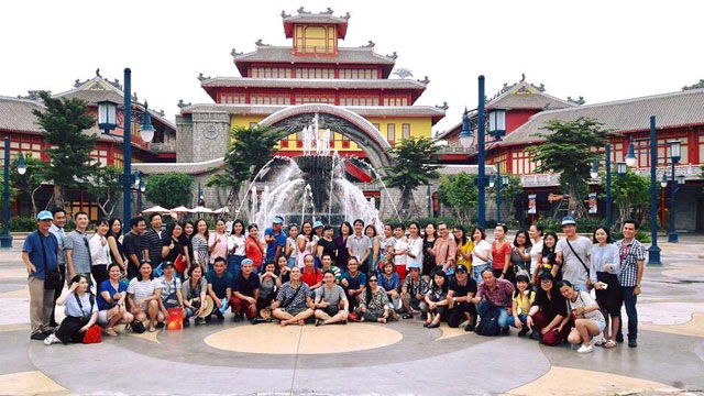 Công viên Đại Dương Hạ Long - Lịch trình du lịch Đông Bắc cùng Cholontourist