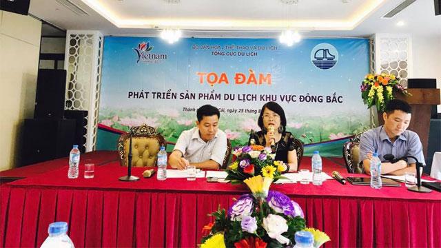 Cholontourist tham gia hội thảo du lịch Đông Bắc