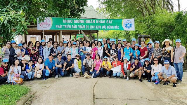 Lịch trình du lịch Đông Bắc cùng Cholontourist 5N4Đ