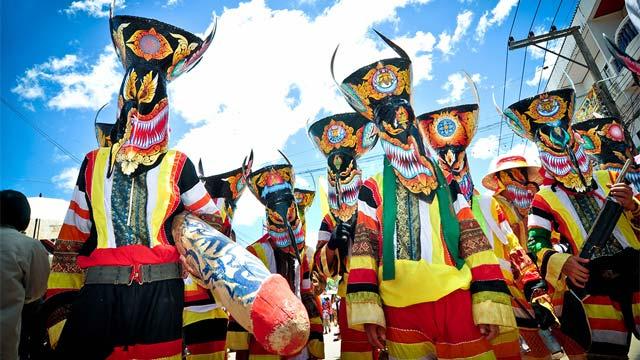 Lễ hội ma Phi Ta Khon Thái Lan