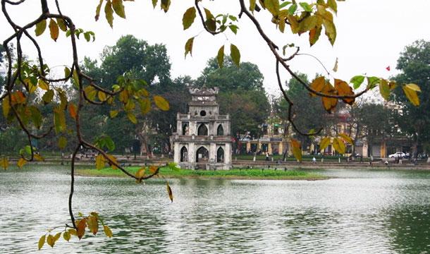 Hồ Hoàn Kiếm - Hà Nội nghìn năm văn hiến