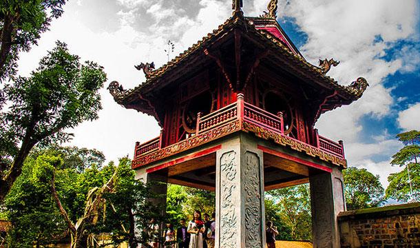 Khuê Văn Các - Văn Miếu - Quốc Tử Giám, Hà Nội