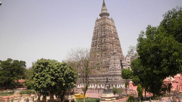 Bồ đề Đạo Tràng Bodhgaya Ấn Độ  - Tour du lịch Ấn Độ Cholontourist