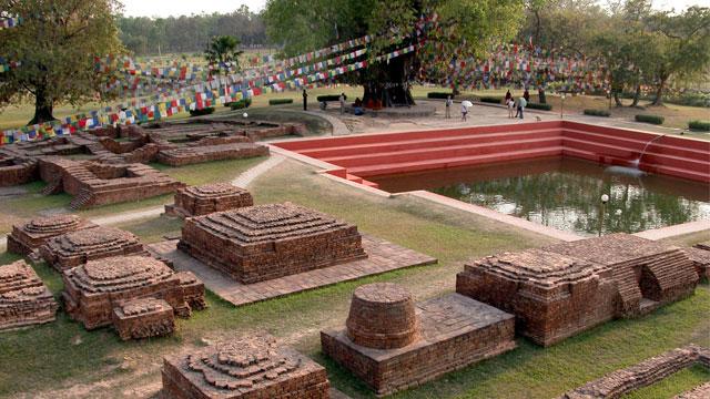 Lâm Tỳ Ni Lumpini Ấn Độ  - Tour du lịch Ấn Độ Cholontourist
