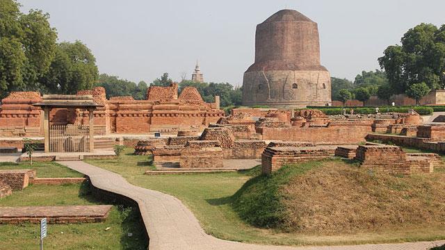 Vườn Lộc Uyển Sarnath Ấn Độ  - Tour du lịch Ấn Độ Cholontourist