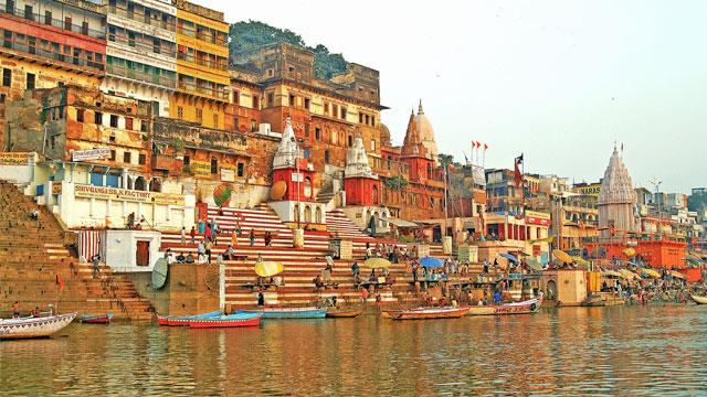 Sông Hằng Ấn Đọ - Tour du lịch Ấn Độ Cholontourist