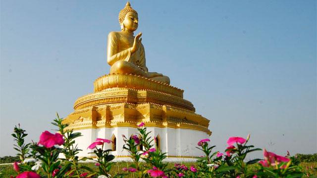 Thành Xá Vệ Sravasti Ấn Độ - Tour du lịch Ấn Độ Cholontourist