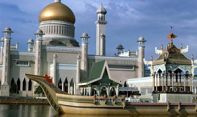 Thánh đường hồi giáo Jame Asr Brunei