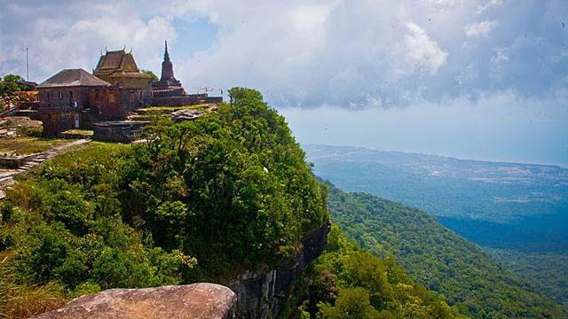 Cao nguyên Bokor Campuchia - Tour du lịch Campuchia 4 ngày 3 đêm Cholontourist