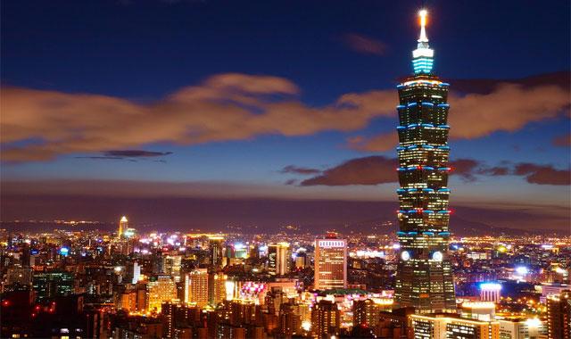Tháp Tapei 101 Đài Bắc Đài Loan