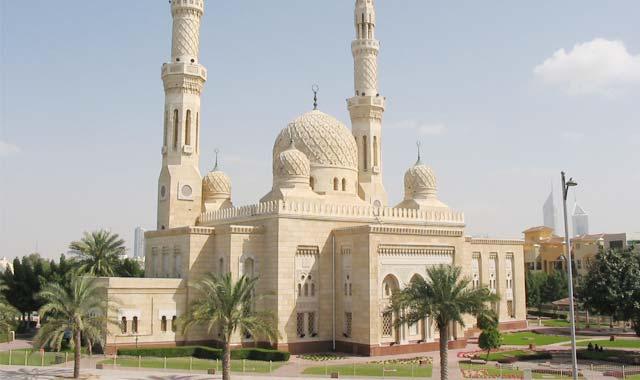 Thánh đường hồi giáo Jumeirah mosque Dubai