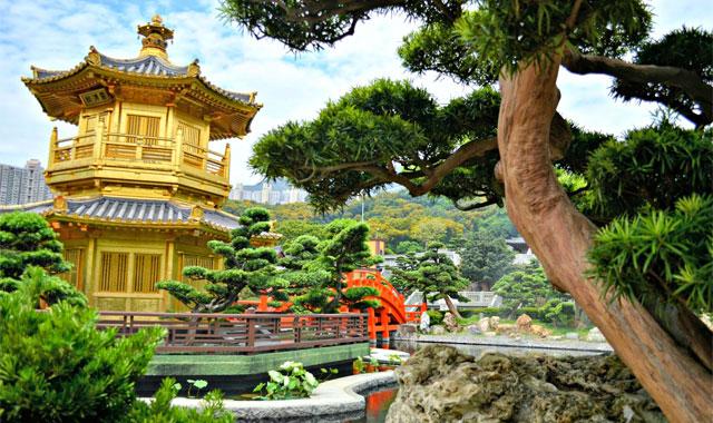 Thiền viện Chí Liên ở Hongkong