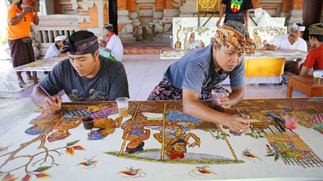 Làng Ubud Bali