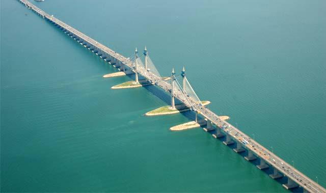 Cầu Penang Malaysia