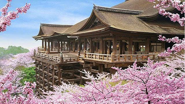 Chùa Thanh Thủy Nhật Bản