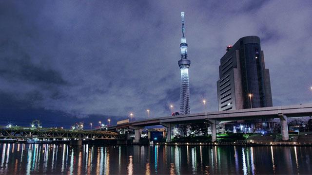 Tháp truyền hình Tokyo Sky Tree - Tour du lịch Nhật Bản Cholontourist