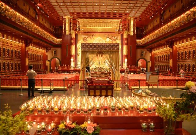 Buddha Tooth singapore