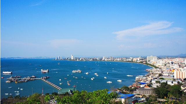 Toàn cảnh Pattaya Thái Lan