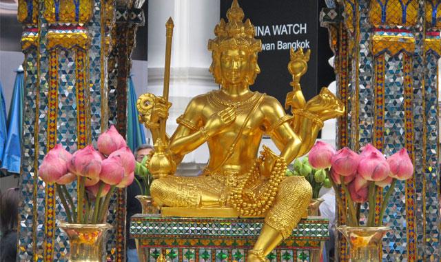 Chùa Phật bốn mặt Thái Lan