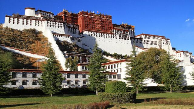 Cung điện Potala - Bố Đạt La cung