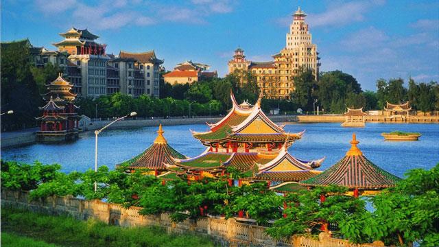 Đảo Cổ Lang - Du lịch Hạ Môn Trung Quốc 4N3Đ