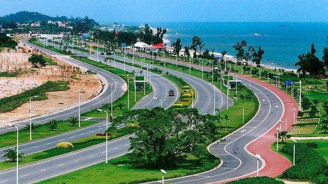 Hạ Môn Ring Road - Du lịch Hạ Môn Trung Quốc 4N3Đ