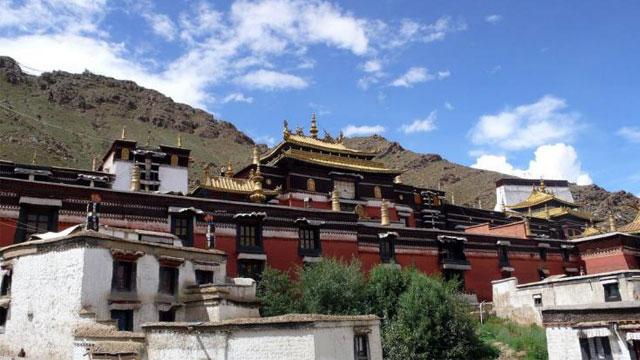 Tu viện Tashi lhunpo