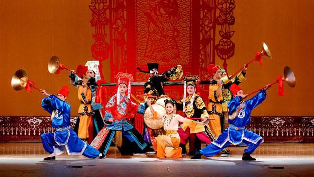 Du lịch Tây Tạng thưởng thức Xuyên kịch Sichuan opera Tứ Xuyên