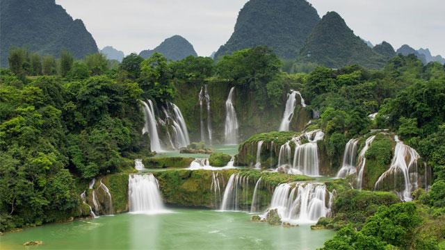 Thác Bản Giốc - Tour du lịch Đông Bắc 7 ngày 6 đêm Cholontourist