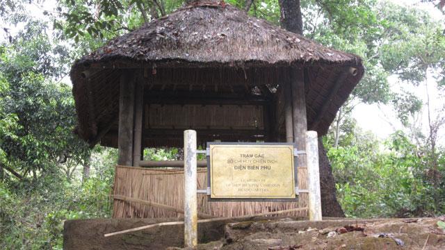 Di tích Mường Phăng - Sở chỉ huy chiến dịch Điện Biên Phủ - Tour du lịch miền Bắc 5 ngày 4 đêm Cholontourist