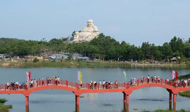 Bảy núi Châu Đốc An Giang - Tour du lịch sông nước miền Tây - Cholontourist