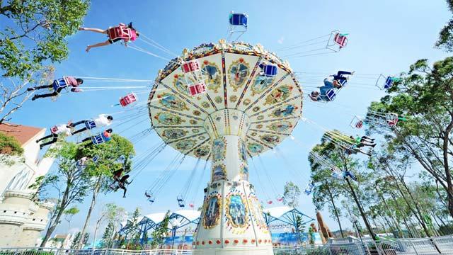 Vinpearl Land Phú Quốc - Tour du lịch Phú Quốc 3 ngày 2 đêm - Cholontourist