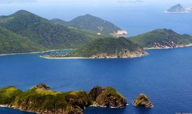 Đảo hòn Mun - Tour du lịch Nha Trang Đà Lạt 5 ngày 4 đêm Cholontourist