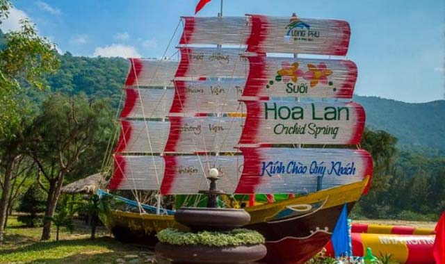 Khu du lịch Đảo Hoa Lan Nha Trang - Tour du lịch Nha Trang Đà Lạt 5 ngày 4 đêm Cholontourist