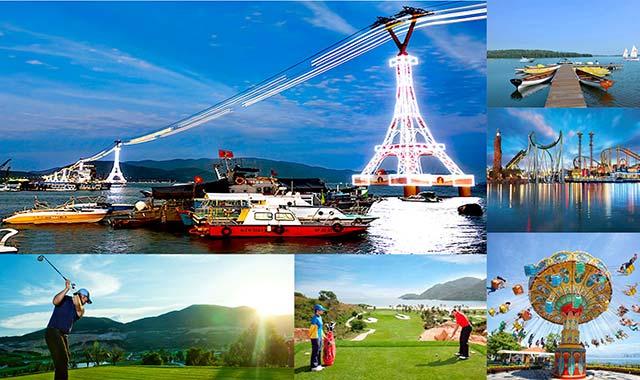 Tour Du Lịch Nha Trang bằng máy bay giá thấp