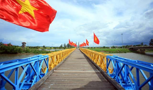Cầu Hiền Lương Quảng Trị