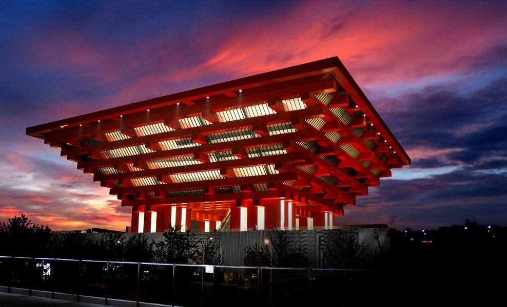 Kết quả hình ảnh cho Bảo tàng nghệ thuật Thượng Hải