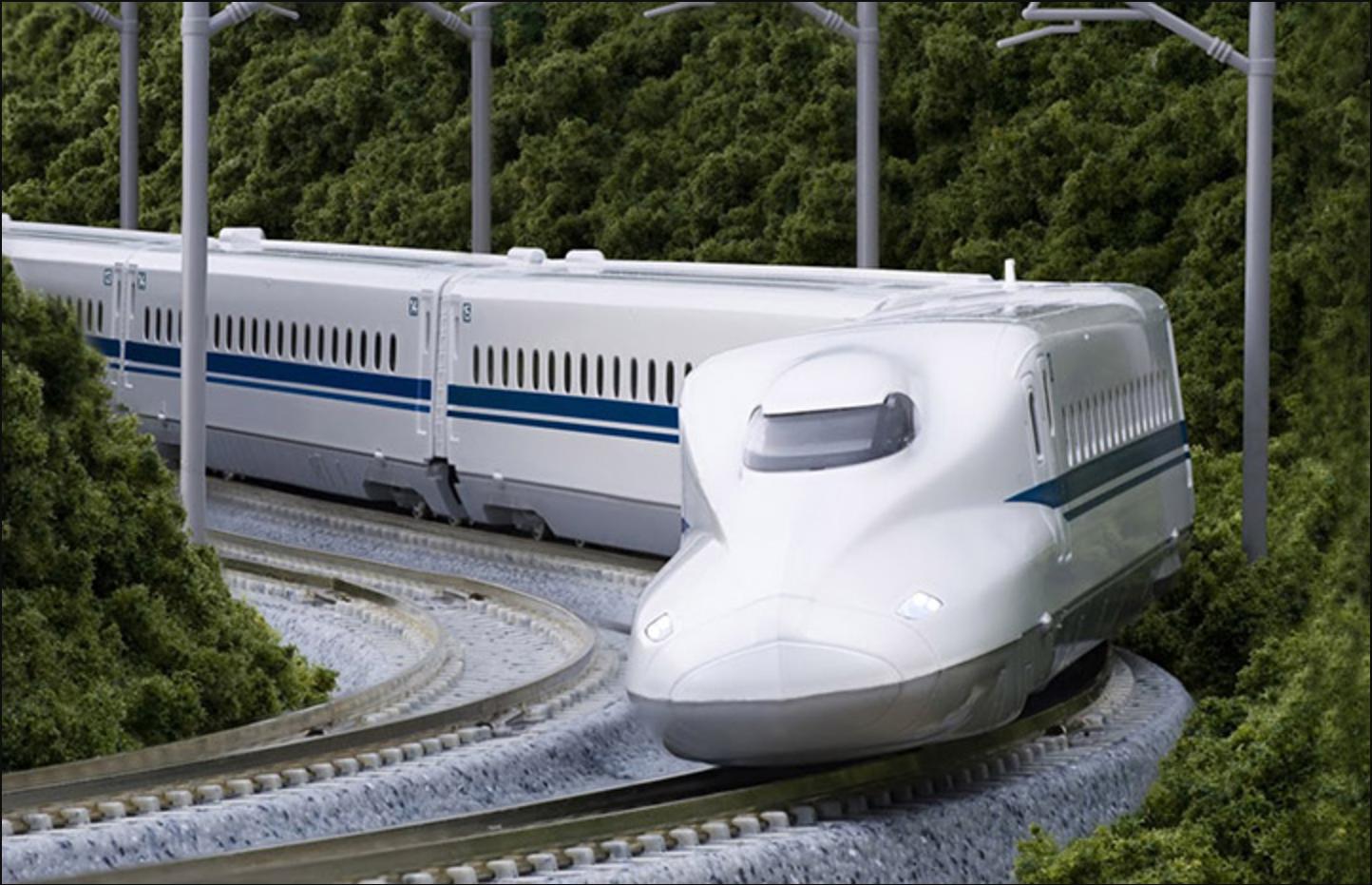 Đi tàu cao tốc Shinkasen
